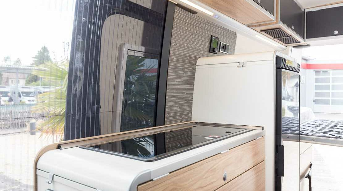 Hymer Grand Canyon S CrossOver Mercedes - Foto 10