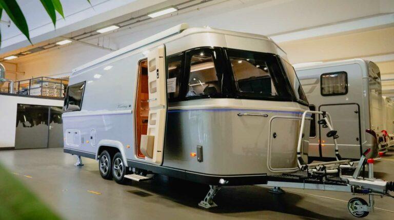 Thumbnail Hymer Eriba Touring 820 –